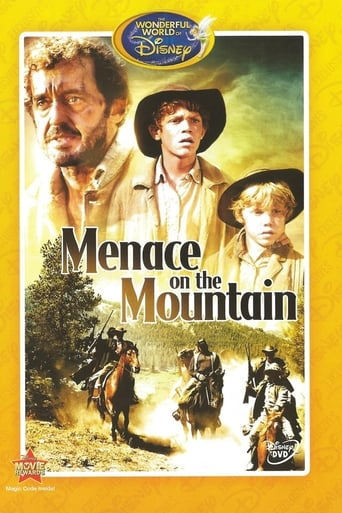 Poster of Menace on the Mountain
