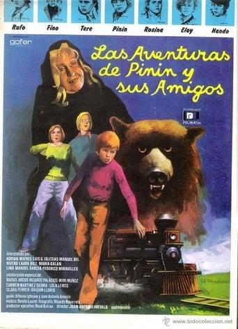 Poster of Las aventuras de Pinín y sus amigos
