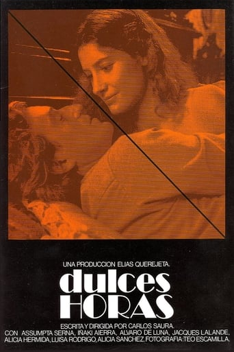 Poster of Dulces horas