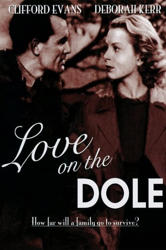 Poster of Love on the Dole