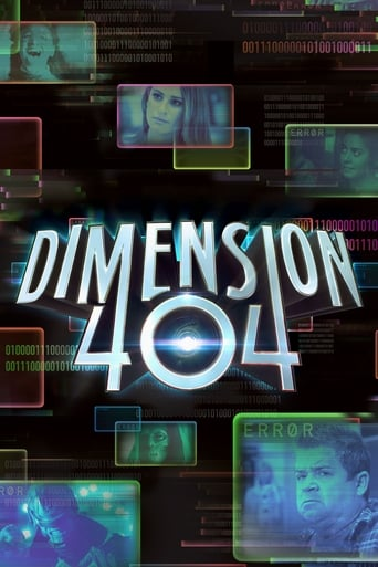 Poster of Dimension 404 fragman