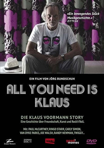 Poster of All You Need Is Klaus