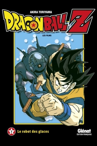 Poster of Dragon Ball Z - Le Robot des Glaces