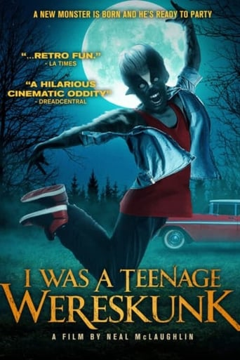 Poster of I Was a Teenage Wereskunk