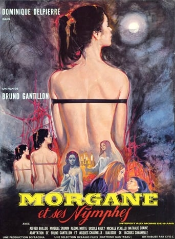 Poster of Girl Slaves of Morgana Le Fay
