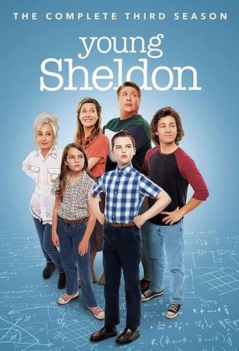 Jovem Sheldon 3ª Temporada - Poster