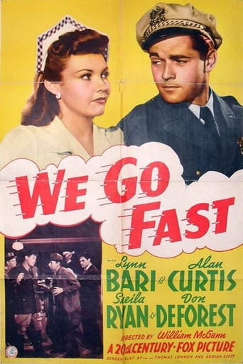 Poster of We Go Fast