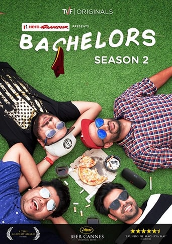 Poster of TVF Bachelors