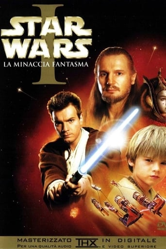 Poster of Star Wars: Episodio I - La Minaccia Fantasma