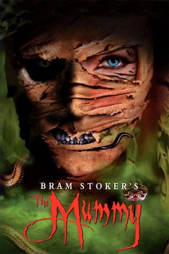 Poster of Bram Stoker's Legend of the Mummy