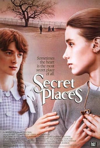Poster of Secret Places
