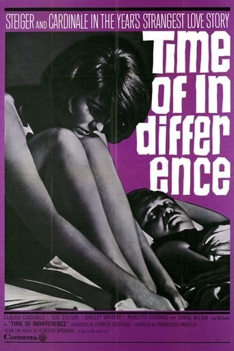 Watch Time of Indifference Online Free Putlocker