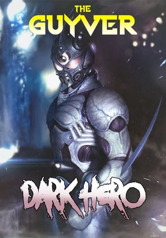 Poster of Guyver: Dark Hero