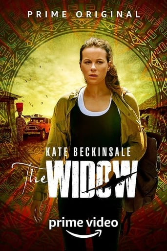 The Widow 1ª Temporada - Poster