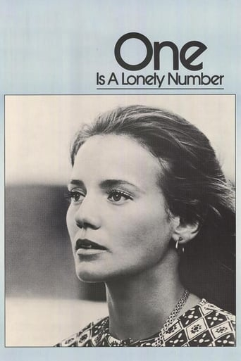 Poster of One Is a Lonely Number