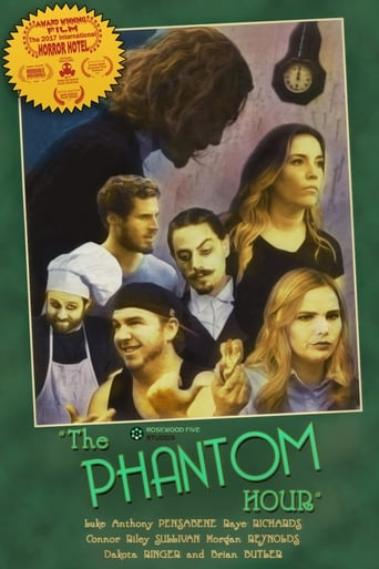 Poster of The Phantom Hour