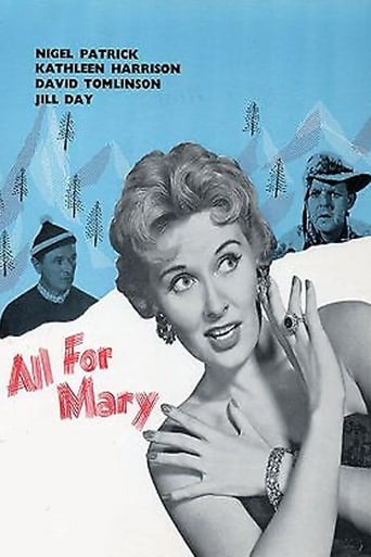 Poster of All for Mary