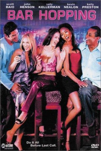 Poster of Bar Hopping