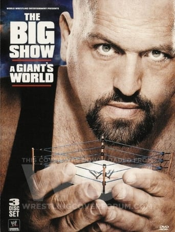 Poster of WWE: The Big Show: A Giant's World fragman