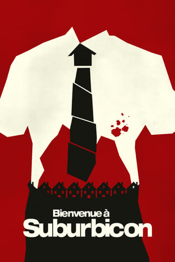 Poster of Bienvenue à Suburbicon