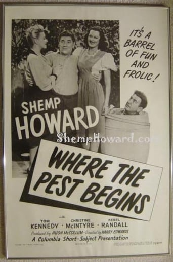 Poster of Where the Pest Begins