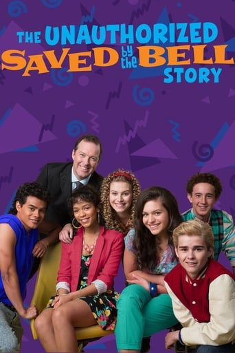 Poster of The Unauthorized Saved by the Bell Story
