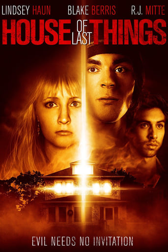 Poster of House of Last Things