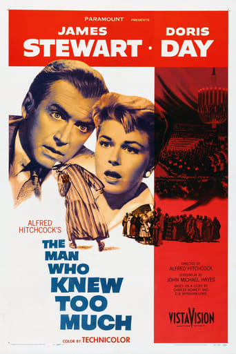 'The Man Who Knew Too Much (1956)