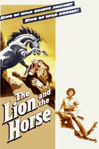 Poster of The Lion and the Horse