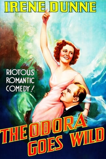 Poster of Theodora Goes Wild
