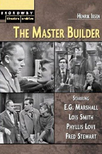 Poster of The Master Builder