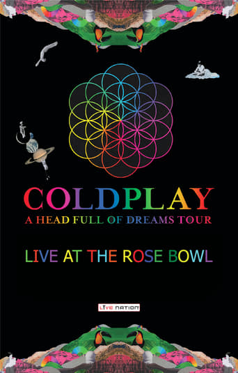 Poster of Coldplay: Live at Pasadena Rose Bowl 2016