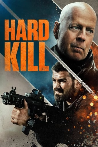 Poster of Hard Kill