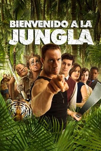 Poster of Bienvenido a la jungla