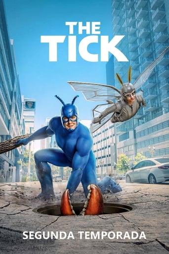 The Tick 2ª Temporada - Poster