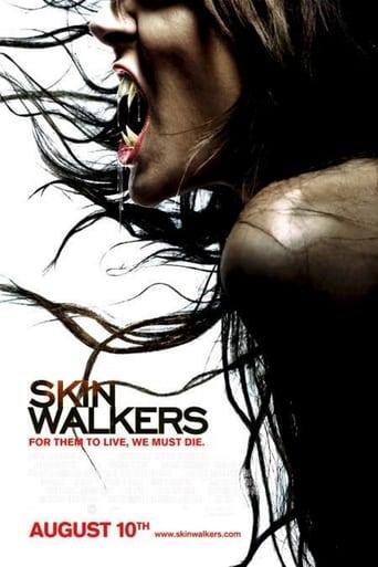 Skinwalkers: Amaldiçoados - Poster