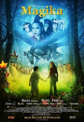 Poster of Magika
