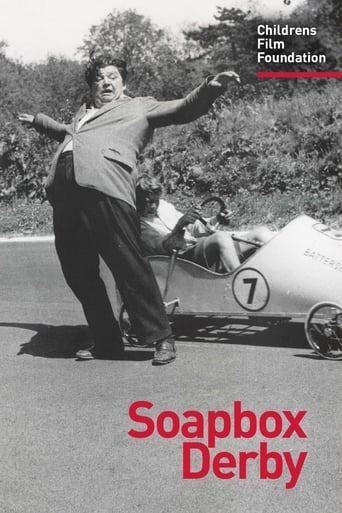 Poster of Soapbox Derby