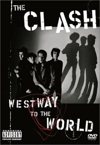Poster of The Clash: Westway To The World
