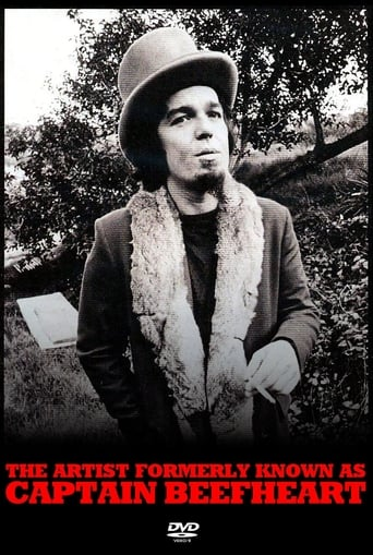 Poster of The Artist Formerly Known As Captain Beefheart