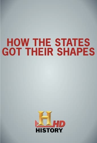 Poster of How the States Got Their Shapes
