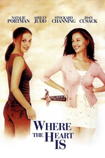 Poster of Where the Heart Is