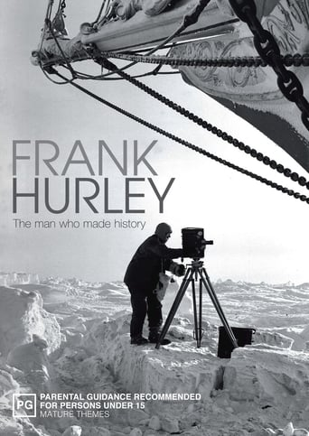 Poster of Frank Hurley: The Man Who Made History