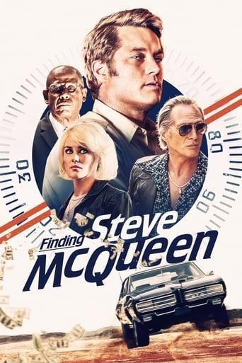 Poster de Finding Steve McQueen (2019)