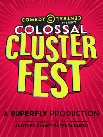 Poster of Comedy Central's Colossal Clusterfest