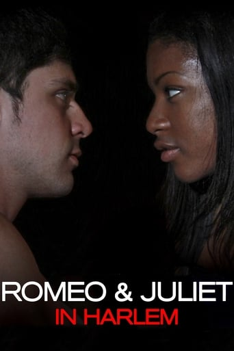 Poster of Romeo and Juliet in Harlem