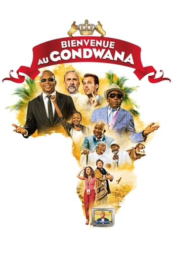 Poster of Bienvenue au Gondwana fragman
