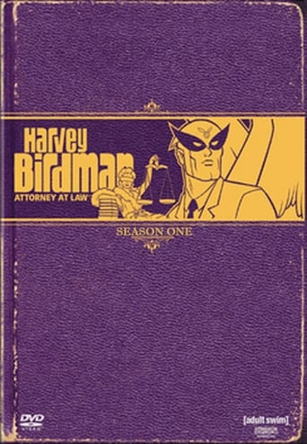 Harvey Birdman, Attorney at Law Poster