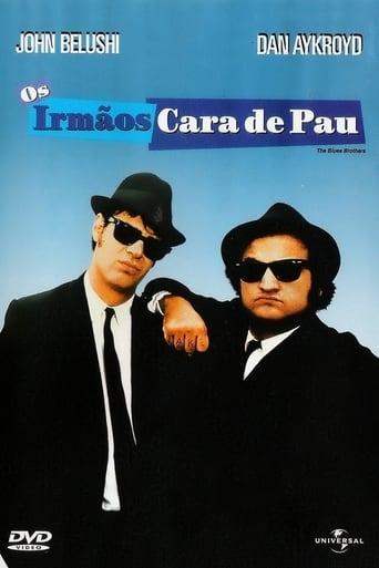Os Irmãos Cara de Pau - Poster