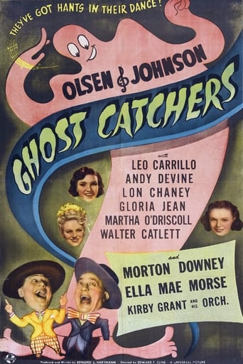 Poster of Ghost Catchers